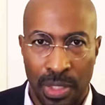 CNN's Van Jones Says 'White, Liberal Hillary Supporters' Are More Dangerous Than KKK