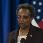 Chicago Mayor Lightfoot: Looters Just 'Frustrated' Over Trump's Coronavirus Response