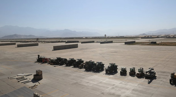 china is now looking to occupy bagram air base  which the taliban recently took over after it was abandoned by the u s