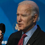 Confused Biden Slurs and Stutters While Introducing $1.9 Trillion Spending Plan