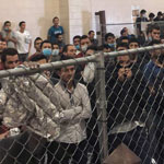 Crisis as Migrant Detention Centers Overflow With Up to 500% COVID-Capacity