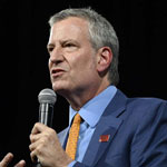 De Blasio Blames New York's Soaring Violent Crime on Coronavirus