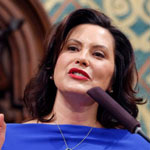 Democrat Gov Whitmer Lashes Out at Citizens: Lockdown is 'Not Optional'