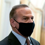 Democrat Rep. David Cicilline Removes Mask to Sneeze into His Hand - WATCH