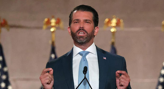 Donald Trump Jr.: America Has to Know 'Joe Biden is Corrupted and Compromised'