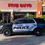 Five Guys Fires Employees Who Refused to Serve Police Officers