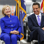 Hillary: Andrew Cuomo's Sexual Harassment Accusers 'Deserve Answers'