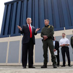 100s of Sheriffs Call for Biden to Finish Trump's Border Wall