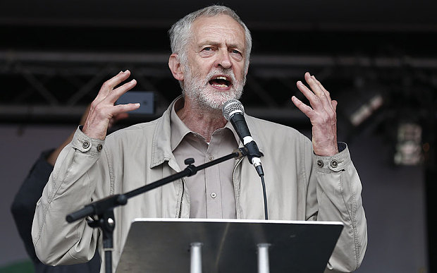 corbyn has provided a new and refreshing outlook for the electoral public  who are tired and uninterested with the same unoriginal candidates with the