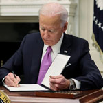 thumbnail for Joe Biden Randomly Revokes 7 Trump Executive Orders  Offers No Reasons