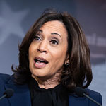 Kamala Harris: Biden Will Defeat 'Weak' Trump in November