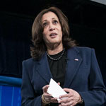 Kamala Harris Ignores Question from Reporter About Cuomo's Sexual Harassment Scandal