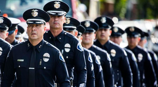 an lapd source admitted  morale across the rank and file is at a record low