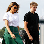 Melania Defends Barron After Karlan Attack, Liberals Tell Her to 'Shut the F**k Up'