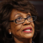 Maxine Waters: 'Trump Is A Dangerous Example For Children'