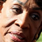 Maxine Waters: Trump 'Talking About Killing Black People & Young White Children'