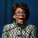 Maxine Waters: Trump to Blame for 'Cops Killing Black People'