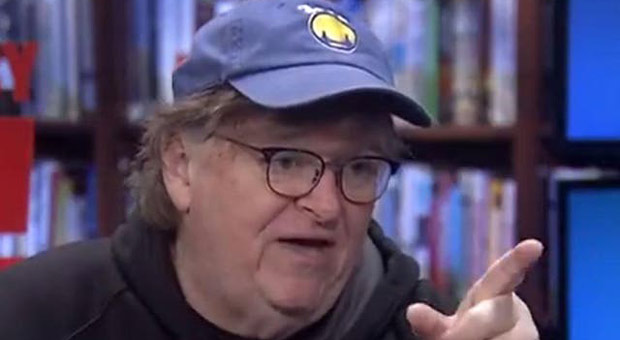 Michael Moore After Trump Farewell Address: 'We Are Not Done With Him'