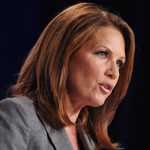 thumbnail for Michele Bachmann on Trump  We ll  Never See a More Godly  Biblical President