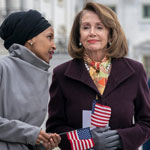 Nancy Pelosi Endorses Ilhan Omar as Dem Faces Being Unseated By Challenger