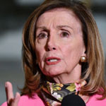 news thumbnail for Pelosi Blasts Trump s Executive Order To Help US Workers   Absurdly Unconstitutional