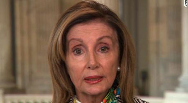 Pelosi Calls for 'Law to Limit Trump's Pardon Power'