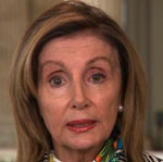 news thumbnail for Pelosi Calls for    Law to Limit Trump   s Pardon Power