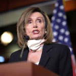 news thumbnail for Pelosi Calls to Block Installation of  Trump Loyalist  from National Security Role