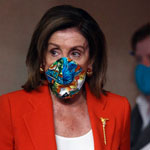 Pelosi: 'I'm Trying to Save the World from COVID-19'