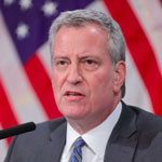 Petition to Impeach NY Mayor Bill de Blasio Reaches 60,000 Signatures