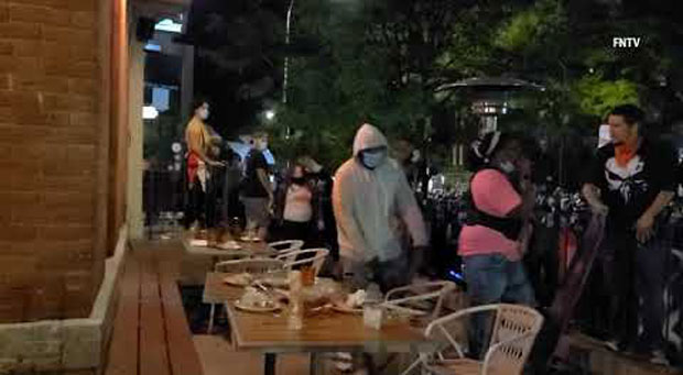 violent rioting erupted a week after the death of daniel prude