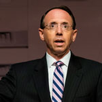 Rod Rosenstein Admits He Did Not 'Read Every Word' of FISA Application