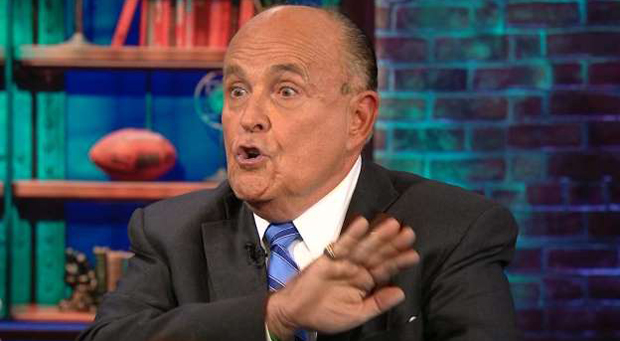 Clintons Blasted By Giuliani: You Are 'America's Number One Crime Family'