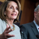 Schumer Says Pelosi Will Deliver Article of Impeachment Against Trump on Monday