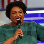 Democrat Abrams: Republicans 'Will Not Stop Men from Murdering Women of Color'
