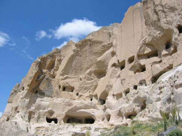 a huge underground settlement was found in the nev ehir province of turkey s central anatolia region in the historical area of cappadocia