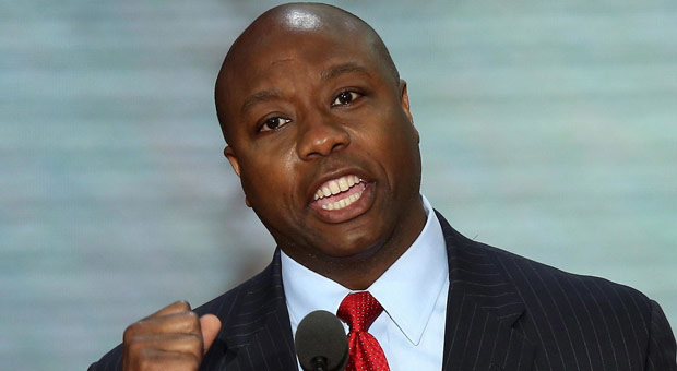 Tim Scott Says Defunding the Police Is 'the Dumbest Thing' He's Ever Heard