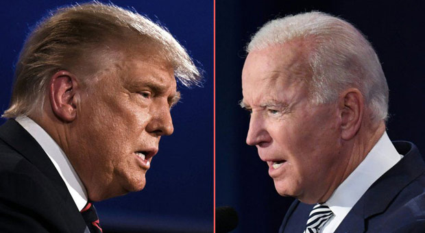 Trump More Popular with U.S. Voters than Biden, New Poll Reveals