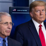 Trump Torches Fauci: The Guy's a 'Disaster'