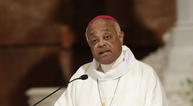 DC Archbishop Calls on Americans to 'Share Our Abundance' with Illegal Aliens