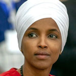 Ilhan Omar Says She Believes Tara Reade But Will Vote for Biden Anyway