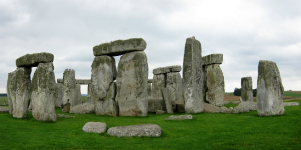 Stonehenge Underground Gallery