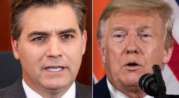 Acosta: CNN's 'Record on Delivering Truth' is 'Sometimes' Better Than Trump'
