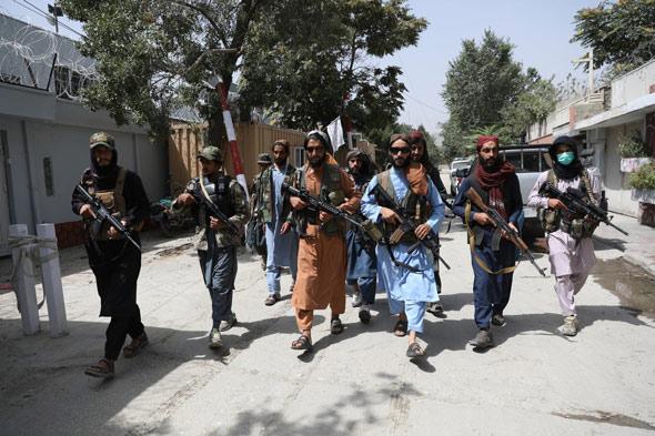 the taliban has been going door to door and executing people