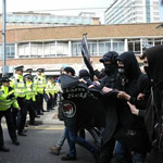 Anti-Antifa Protest Planned in London as Citizens Rise Up Against Terror Group