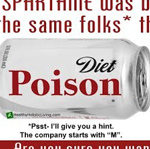 news thumbnail for Conclusive Study Links Diet Soda And Aspartame To Major Health Problems