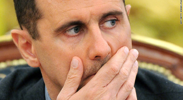 ASSAD: The West Funds Terrorists In Syria, They're The Problem Not Us