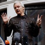 British Government Prepares To Remove Julian Assange From Ecuadorian Embassy