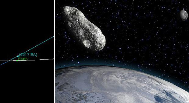 asteroid miles from earth - photo #36