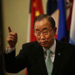 UN General Secretary Ban Ki-Moon Undermines Gaza War Crimes